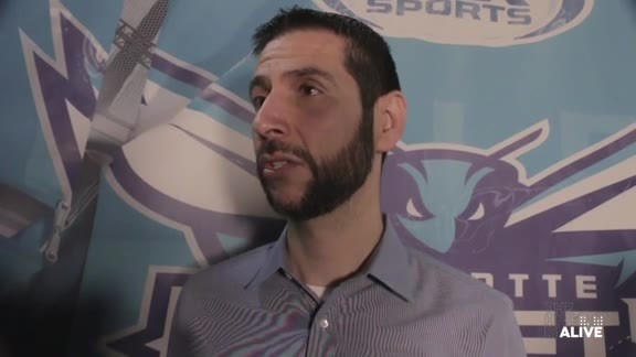 Hornets Pregame | James Borrego - 3/29/19