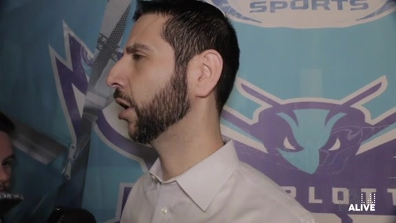 Hornets Pregame | James Borrego - 3/31/19