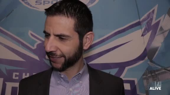 Hornets Pregame | James Borrego - 4/1/19