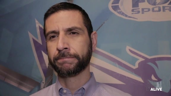 Hornets Pregame | James Borrego - 4/3/19