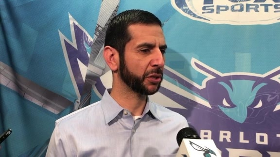 Hornets Pregame | James Borrego - 4/7/19