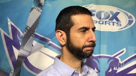 Hornets Pregame | James Borrego - 4/9/19