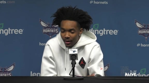 2019 Exit Interviews | Devonte' Graham - 4/11/19