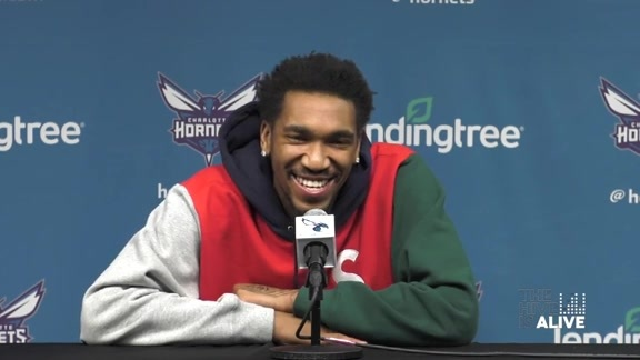 2019 Exit Interviews | Malik Monk - 4/11/19