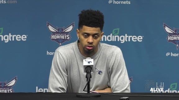 2019 Exit Interviews | Jeremy Lamb - 4/11/19