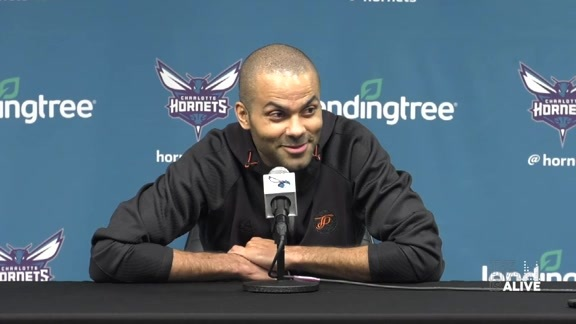 2019 Exit Interviews | Tony Parker - 4/11/19