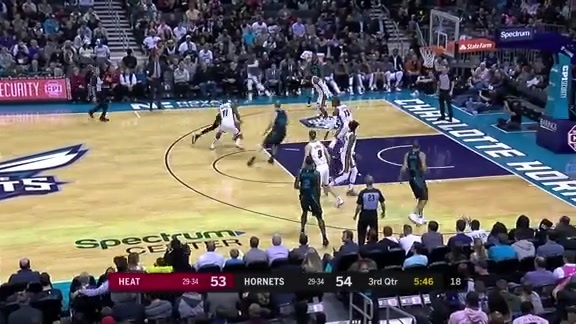 Hornets Highlights | Cody Zeller - 18-19 Season