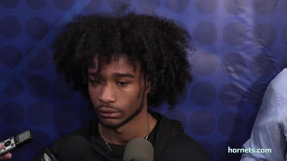 2019 Draft Combine | Coby White - 5/16/19