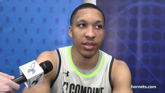 2019 Draft Combine | Grant Williams - 5/17/19