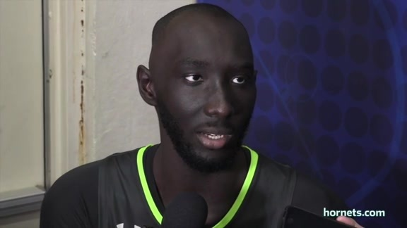 2019 Draft Combine | Tacko Fall - 5/17/19