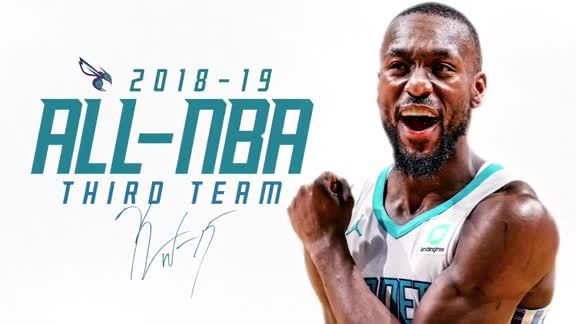 Kemba Walker All-NBA Team Highlights - 5/23/19