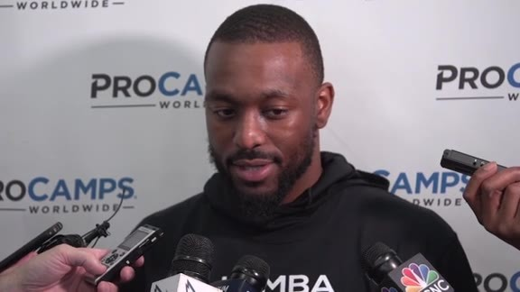 Kemba Walker Interview - ProCamp | 6/13/19