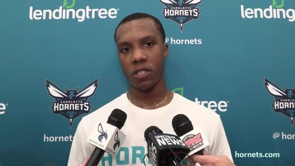 Hornets Draft Workouts | Louis King - 6/14/19