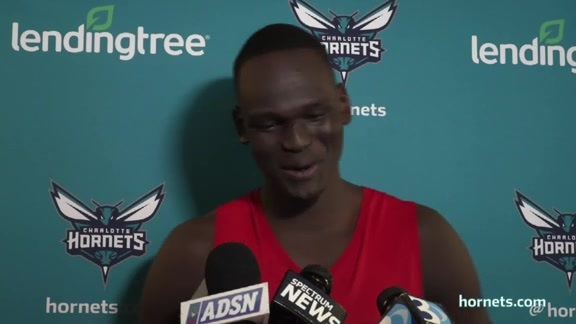 Hornets Draft Workouts | Matur Maker - 6/18/19