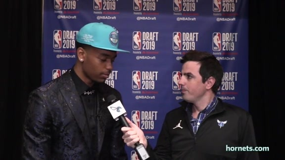 2019 NBA Draft | PJ Washington - 6/20/19