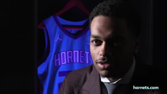 PJ Washington One-on-One - 6/21/19