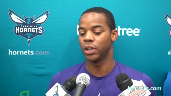 Hornets Practice | Ronald Nored - 7/1/19