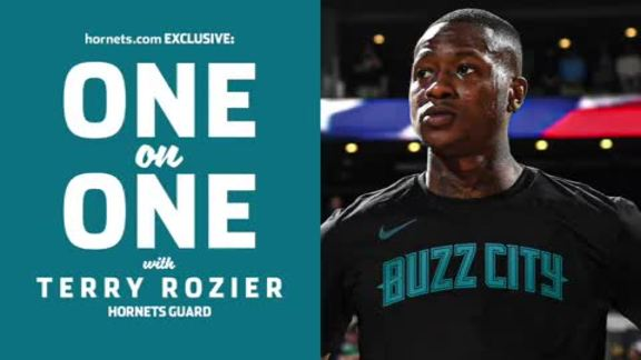 Terry Rozier One-on-One - 7/6/19