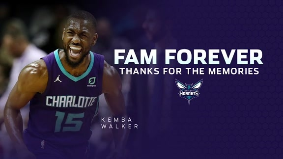 Fam Forever - Thank You Kemba