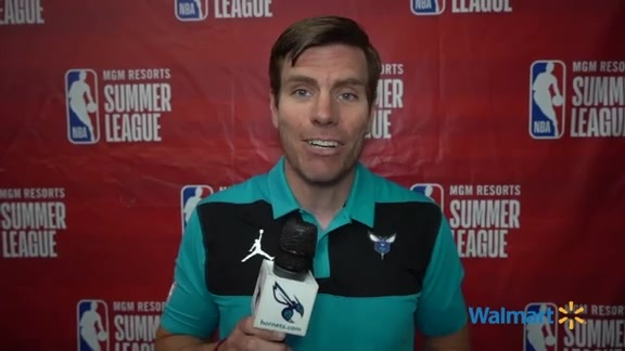 Hornets Daily Summer League Recap | July 8