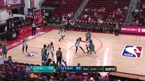 Game Highlights vs Utah Jazz - 7/13/19