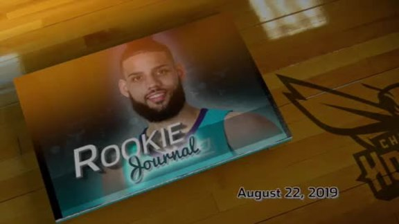 2019-20 Rookie Journal | Cody Martin - 8/22/19