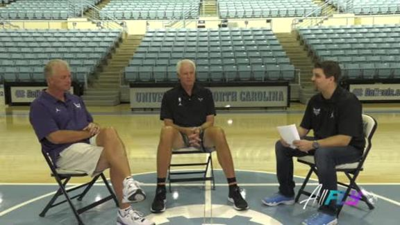 Training Camp Sit-Down | Mitch Kupchak and Buzz Peterson - 10/4/19 - Part 1 of 2