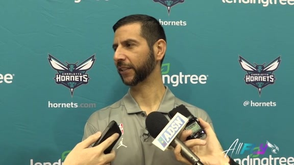 Training Camp 2019 | James Borrego - 10/5/19