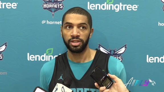 Training Camp 2019 | Nic Batum - 10/5/19