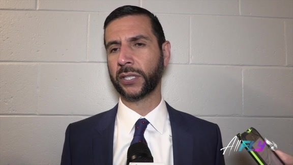 Hornets Postgame | James Borrego - 10/6/19