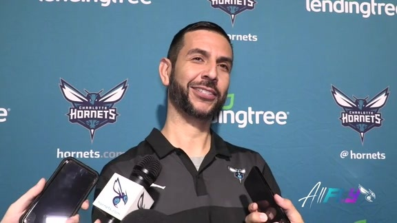 Hornets Pregame | James Borrego - 10/9/19