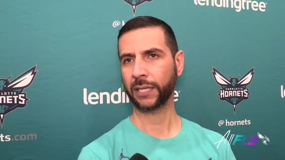 Hornets Practice | James Borrego - 10/13/19