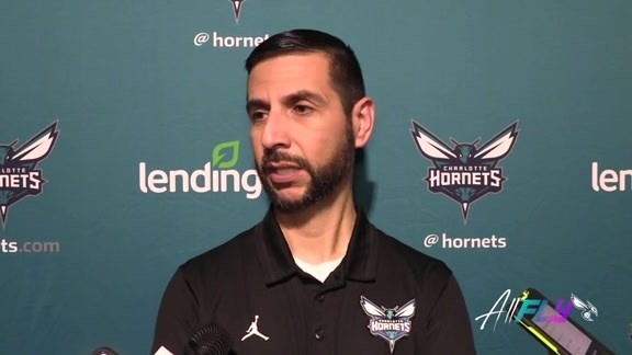 Hornets Pregame | James Borrego - 10/16/19