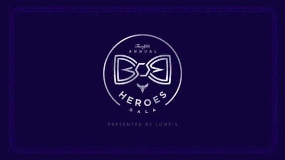 2019 Heroes Gala presented by Lowe's