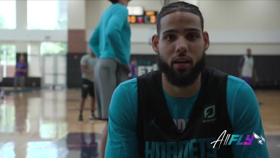 2019-20 Rookie Journal | Caleb Martin - 10/24/19