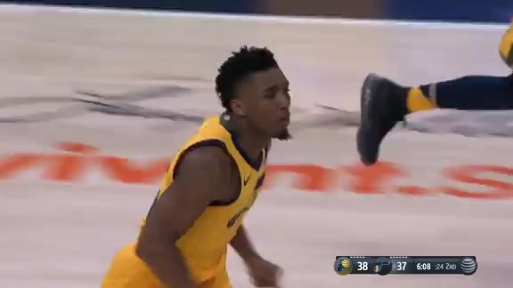 Donovan Mitchell Highlights - 1.15.18