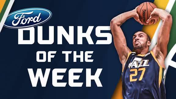 Dunks of the Week - 1.16.18