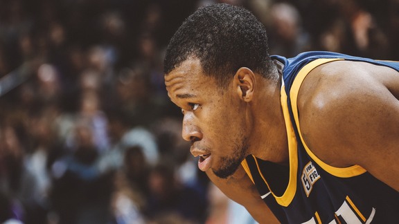 Rodney Hood Highlights at SAC - 1.17.18