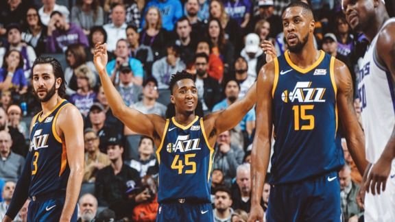 Highlights: Jazz 120, Kings 105 - 1.17.18