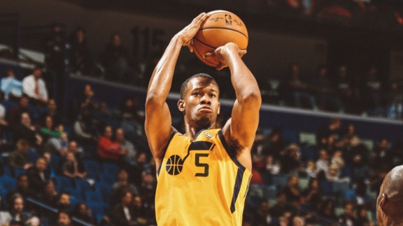 Rodney Hood Highlights at NOP - 2.5.18