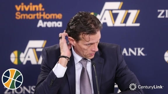 Coach Quin Snyder Postgame - 2.23.18