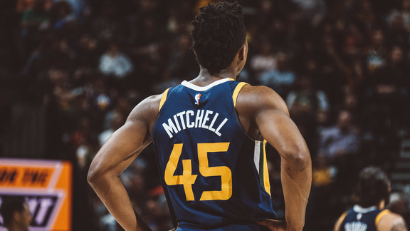 Donovan Mitchell Highlights vs ORL - 3.5.18