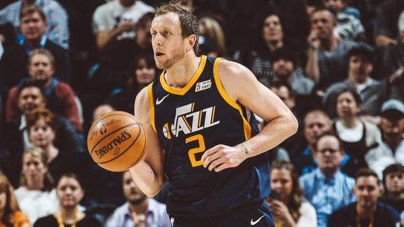 Joe Ingles Highlights vs. ORL - 3.5.18