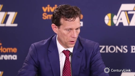 Coach Quin Snyder Postgame - 3.17.18
