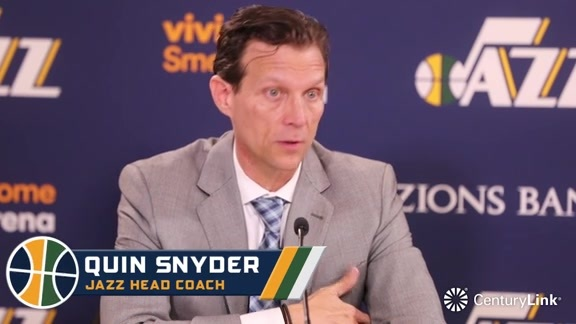 Coach Quin Snyder Postgame - 3.20.18