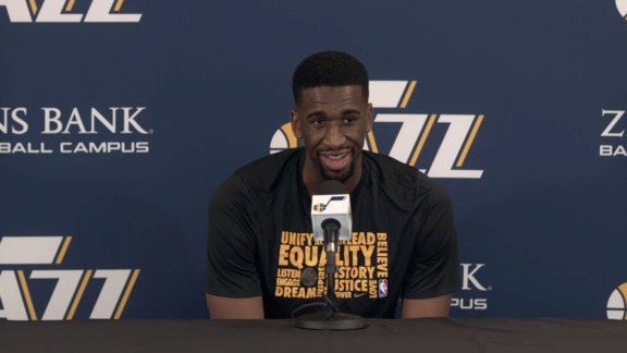 Ekpe Udoh - End of Season Interview