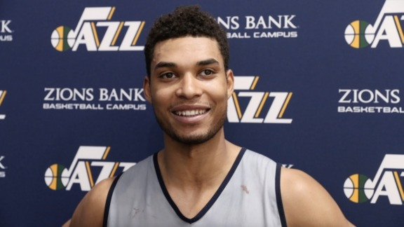 Kenneth Ogbe - Predraft Workout, 5.22.18