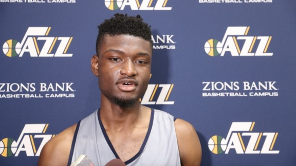 Chimezie Metu - Predraft Workout, 5.23.18