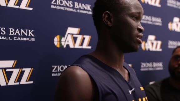 Deng Adel — Predraft Workout