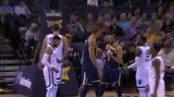 Highlights: Jazz 96 | Grizzlies 88
